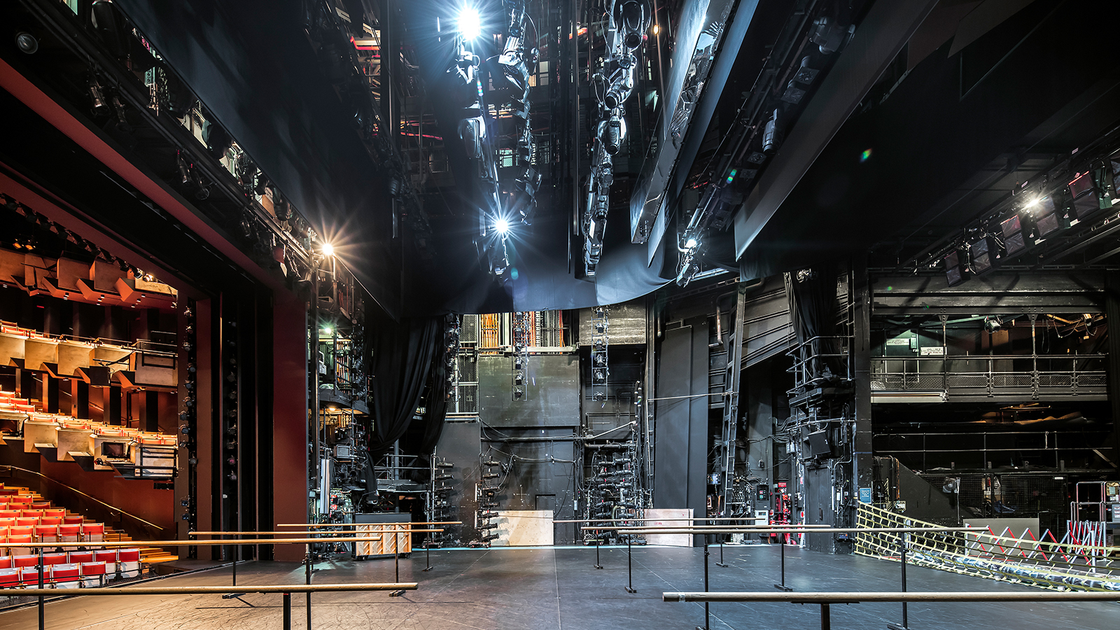Click to play video: Inside the Joan Sutherland Theatre