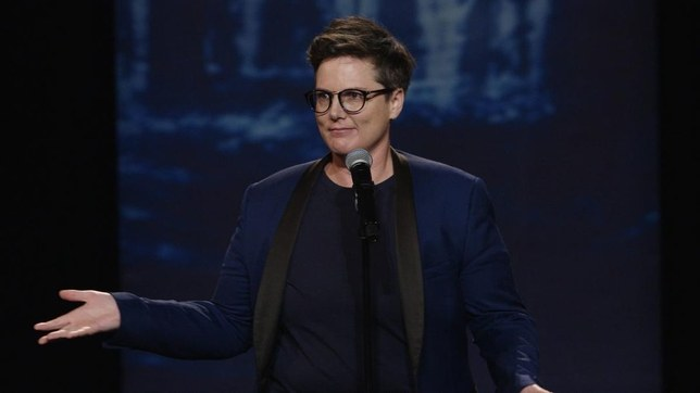 Hannah Gadsby & Greg Burns on Just For Laughs Australia