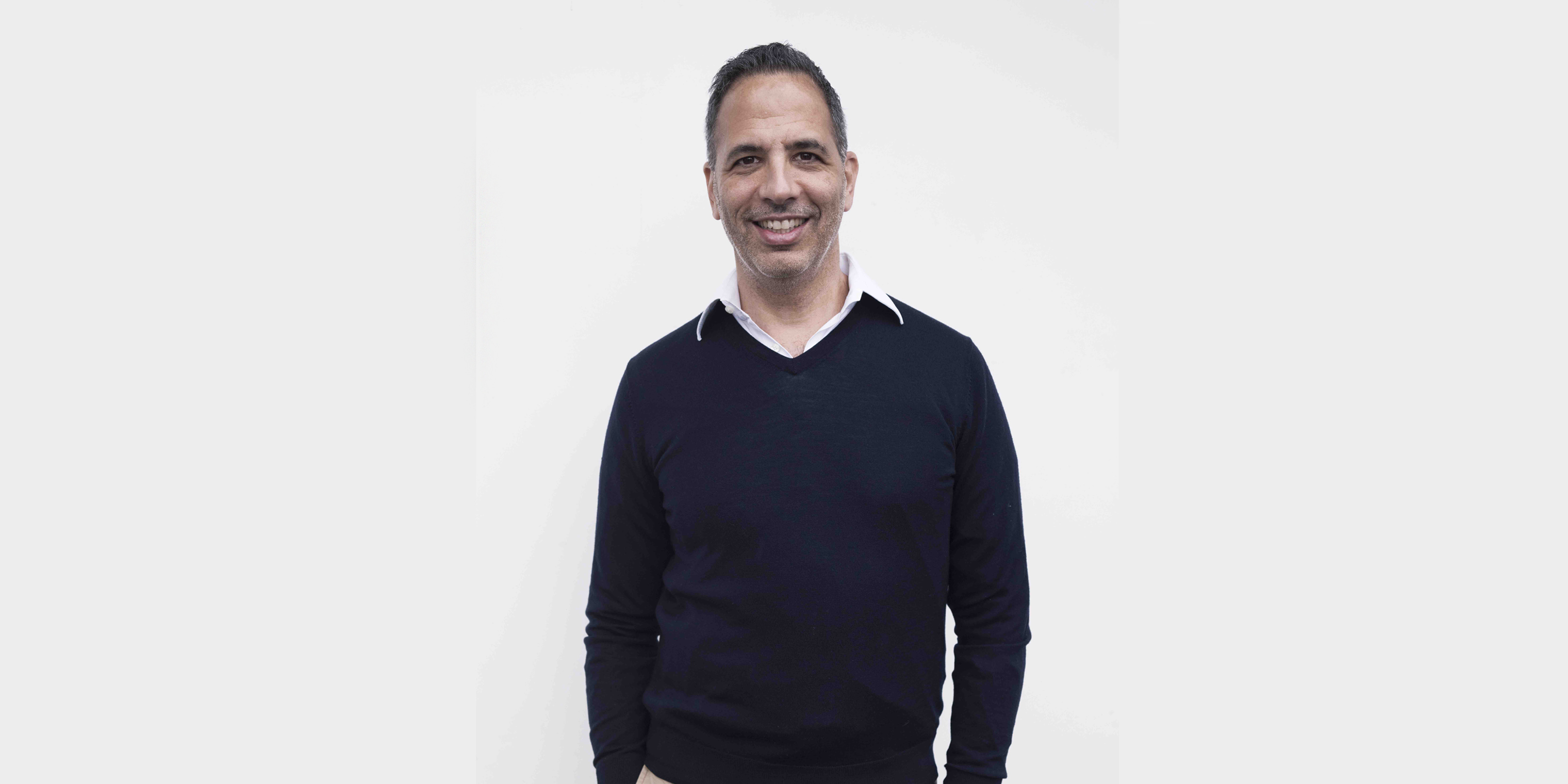 Five things you may not know about Yotam Ottolenghi