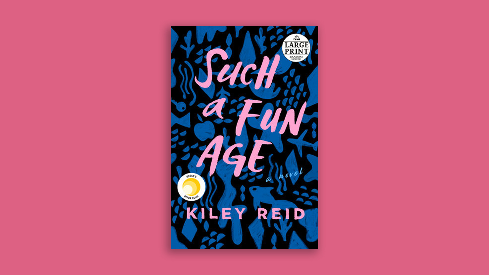 The book cover of Such a Fun Age by Kiley Reid